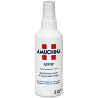 AMUCHINA 10% SPRAY 200ML