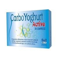 CARBOYOGHURT ACTIVE 30CPR
