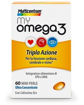 MULTICENTRUM MY OMEGA3 60CPS