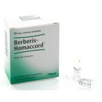 BERBERIS HOMAC 10F 1,1ML HEEL