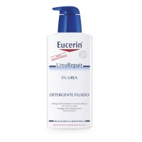 EUCERIN 5% UREA R DETERG 400ML