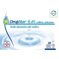 DROPSTAR*COLLIRIO 20FL 0,5ML