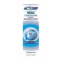 ACTIFED DECONG NASALE*SPRAY FL 10ML