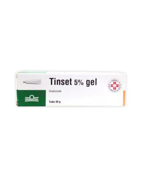 TINSET*GEL 30G 5%